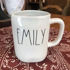 Brand New EMILY Mug